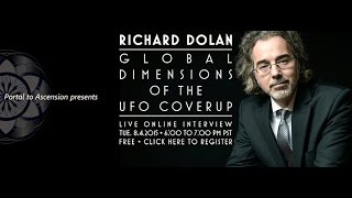 getlinkyoutube.com-Richard Dolan: Global Dimensions of the UFO Cover up
