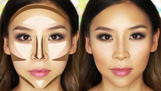 How to Contour for Beginners - Tina Yong