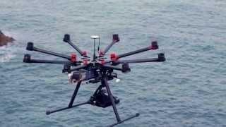 getlinkyoutube.com-Introducing the DJI Octocopter S1000+