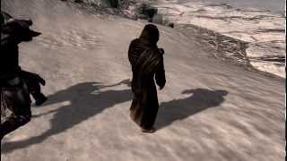 getlinkyoutube.com-Skyrim: Ebony Warrior vs Mage in Legendary(720p)