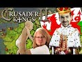 Crusader Kings II - KING BLEDDYN OF POWYS