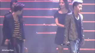 getlinkyoutube.com-140315 GDragon & TaeYang & SeungRi twerking @ Thinking Of You Singapore Fanmeet