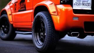 getlinkyoutube.com-Suzuki Jimny Mod - Japan