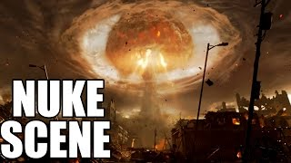 getlinkyoutube.com-Modern Warfare Remastered - Nuke Scene