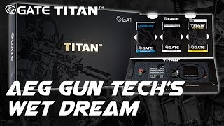 "AEG Techโ€™s Wet Dream โ€"" Gate Titan Mosfet"