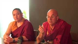 getlinkyoutube.com-Interview with Shechen Rabjam Rinpoche and Venerable Matthieu Ricard