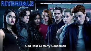 Riverdale Cast - God Rest Ye Merry Gentlemen | Riverdale 2x09 Music [HD]