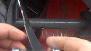 getlinkyoutube.com-How to make a Snowblower Shear Pin
