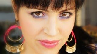 getlinkyoutube.com-Maquillaje Trend Primavera 2012