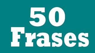50 Frases Uteis em Ingles Para o Dia a Dia