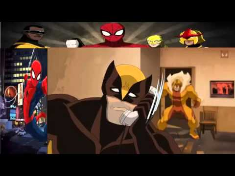 Ultimate Spiderman Cap. 9 Temporada 1 (Latino)