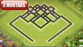 getlinkyoutube.com-Clash Of Clans | Amazing Th8 Farming Base + Replay | Southern Teaser  #2 | [2014]