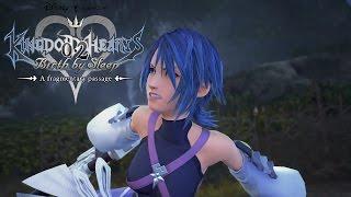 Kingdom Hearts 0.2: A Fragmentary Passage HD Movie
