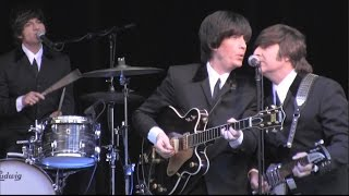 getlinkyoutube.com-The Fab Four - Beatles Tribute Full Concert