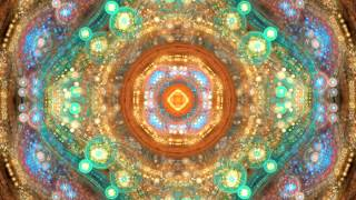 Electric Sheep in HD Dark Forest Psytrance Mix 1080p