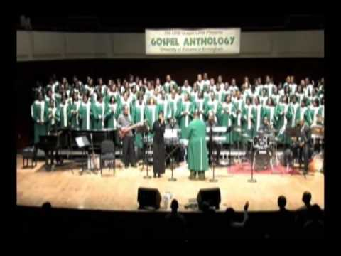 UAB Gospel Choir - University of Alabama at Birmingham 40 years, 40 breakthrough stories
