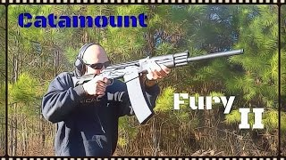 getlinkyoutube.com-Catamount Fury II 12ga Semi Automatic Shotgun Review (HD)