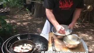 getlinkyoutube.com-Bacon Sweet Cornbread Recipe by the BBQ Pit Boys