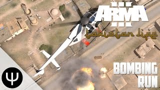 getlinkyoutube.com-ARMA 3: Takistan Life Mod — Bombing Run!