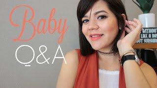 getlinkyoutube.com-BABY Q & A!♥