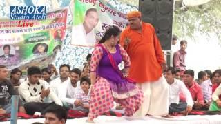 getlinkyoutube.com-Dharti me Pacha Lagega New Haryanvi Dance Kathuwas Deepika & Jhandu