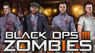 getlinkyoutube.com-Black Ops 3 Zombies   MOB OF THE DEAD 2.0!? / SECRET Easter Eggs DISCOVERED! (BO3 Zombies)