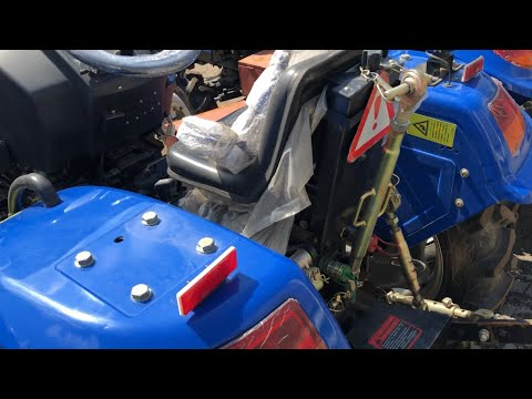 Лучший с китайских тракторов 4х4 не имеет аналогов в прочности и качестве - НОВЫЙ DF 244