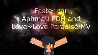 getlinkyoutube.com-#TRIBUTE ( Faster Car MV Aphmau PDH and Love~Love Paradise )