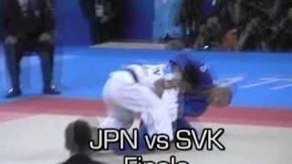 getlinkyoutube.com-Judo Athens 2004 Highlights -60 and -66 kg