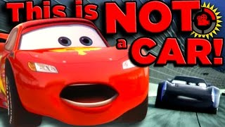 Film Theory: The Cars in The Cars Movie AREN'T CARS!