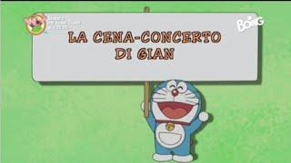 Doraemon-La Cena Concerto Di Gian