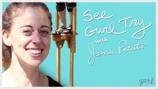 Walking On Stilts - See Gurl Try