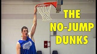 getlinkyoutube.com-5 Basketball Players Who Did The No-Jump Dunks