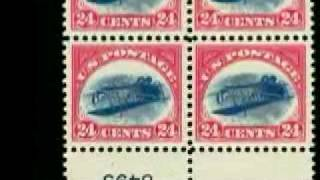 getlinkyoutube.com-History of the 24c Inverted Jenny postage stamp USA C3a