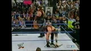 getlinkyoutube.com-undertaker and kane attack Stone Cold Steve Austin and Triple h in smackdown!