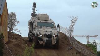 getlinkyoutube.com-Eurosatory 2016 full live dynamic demonstration airland defense security exhibition Paris France