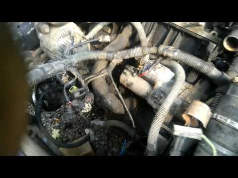Ремонт двигателя 1,8 Пежо 406 своими руками. Часть вторая