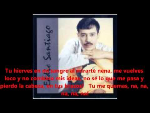 letras de eddy santiago: