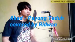 Akad - Payung Teduh covered by Ridwan width=