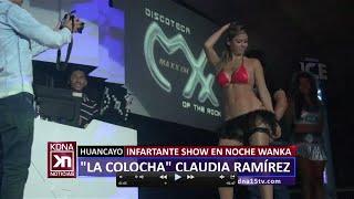 """getlinkyoutube.com-""""LA COLOCHA"""" CLAUDIA RAMIREZ EN HYO KDNA NOTICIAS"""