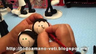 getlinkyoutube.com-Fofuchos novios mini 4/4