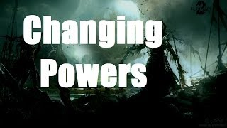 DCUO: How To Change Powers