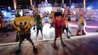 Nickelodeon Hotels and Resorts Punta Cana Opening Event