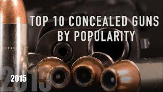 getlinkyoutube.com-Best Handguns for Concealed Carry 2015