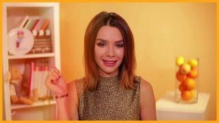 getlinkyoutube.com-Правила стиля: Урок красоты от Марии Вэй // Осенний макияж