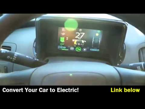 Electric Cars Acceleration - Electric Car Conversion