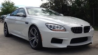 getlinkyoutube.com-2015 BMW M6 Gran Coupe Full Review, Start Up, Exhaust