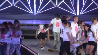 getlinkyoutube.com-Yulhae Moment [Yuri and Donghae] - 140815 SMTOWN Seoul
