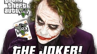 GTA 5 Online: How to make the Joker