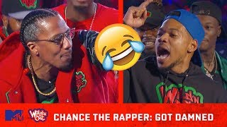 Wild 'N Out Cast Members & Chance Fry Each Other In A NEW Roast Game, 'Got Damned' | Wild 'N Out width=
